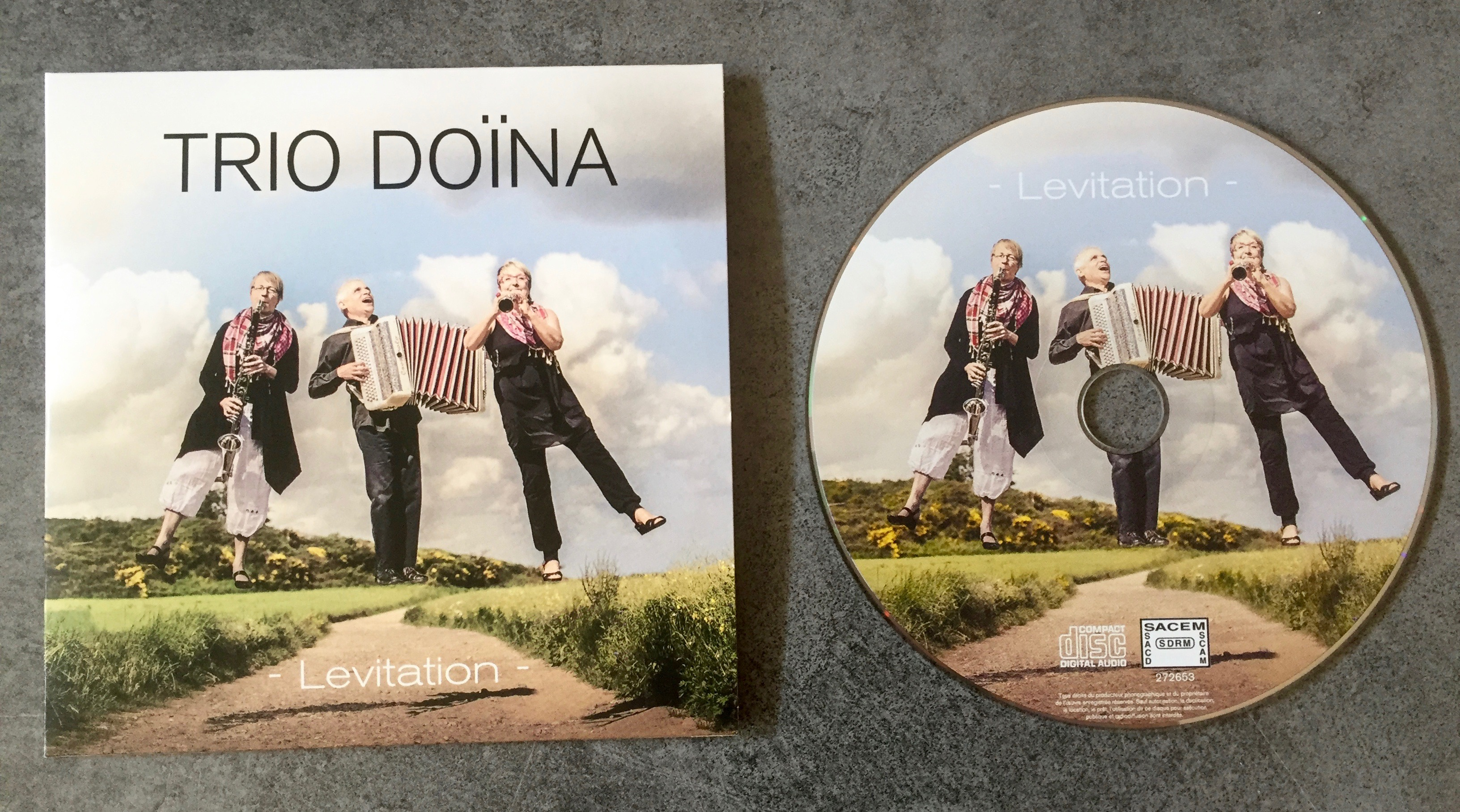 Trio-Doina