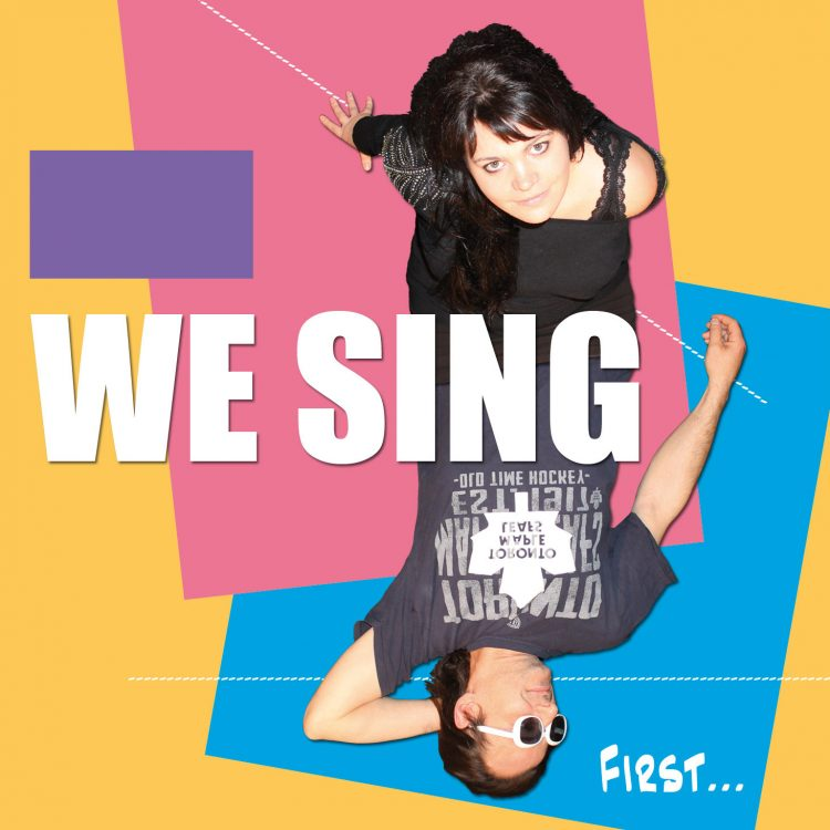 we sing-first