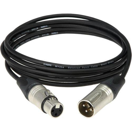 Câble XLR
