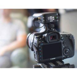 Micro cravate sans fil pour caméra